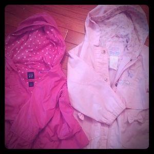 Girl's jackets